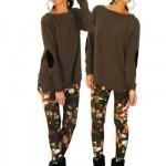 Abbigliamento FLOWER POWER