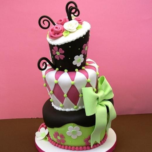 Torte Cake Design Per Bambini Immagini : 1365579082821