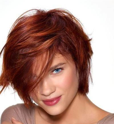 capelli-corti-rosso-ramato