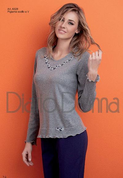 ANDRA-Pigiami-donna