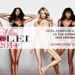 SièLei Lingerie primavera estate 2014 e Miss SIèLEI