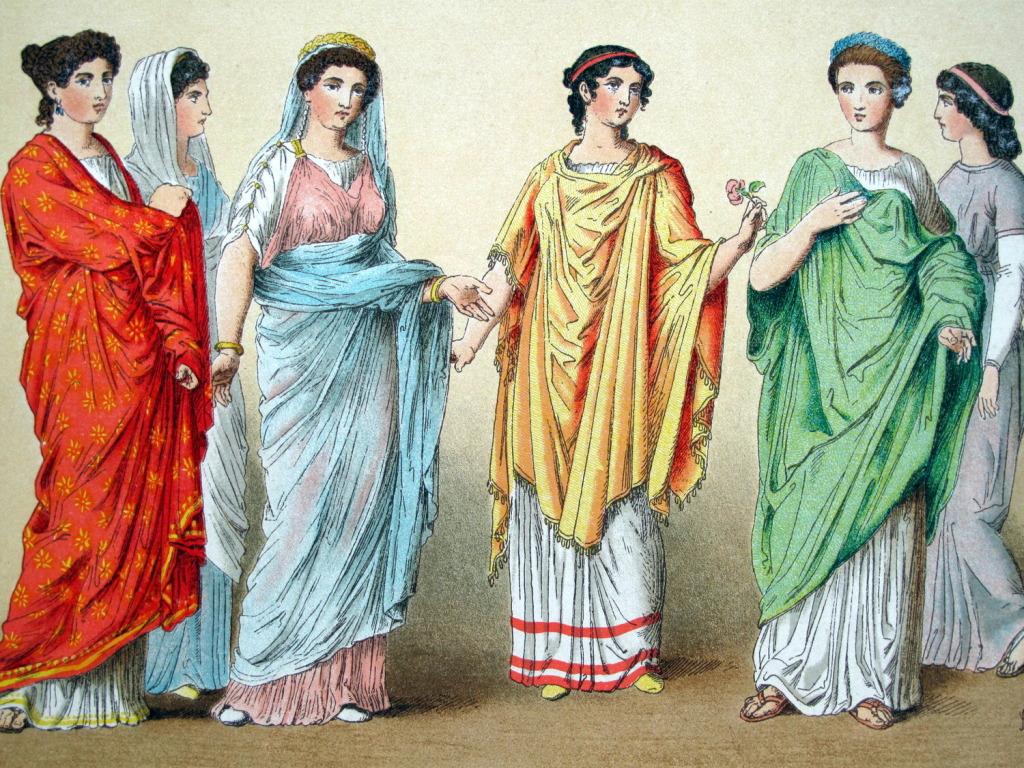tuniche-antica-roma