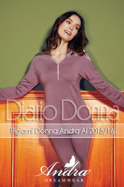 Andra Dreamwear e le proposte pigiami donna e camicie da notte sono  disponibili nel negozio online www.abbigliamentointimoatena.com e  www.atyintimoonline.it 1d64014aad8e