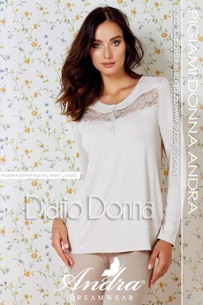 pigiami donna andra dreamwear