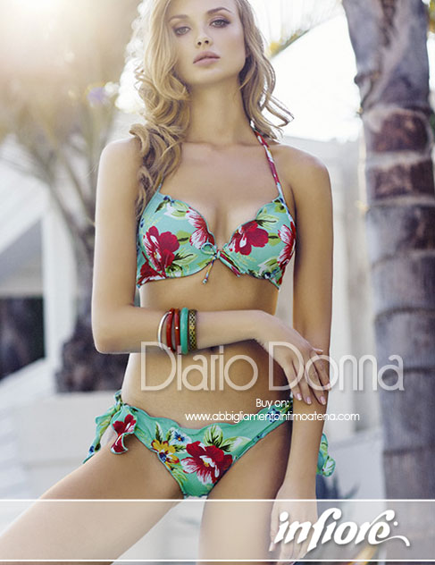 costumi mare push up
