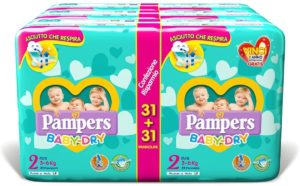 Pannolini Pampers babydrive
